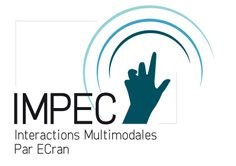 IMPEC 2018 (Interactions Multimodales par Ecran)